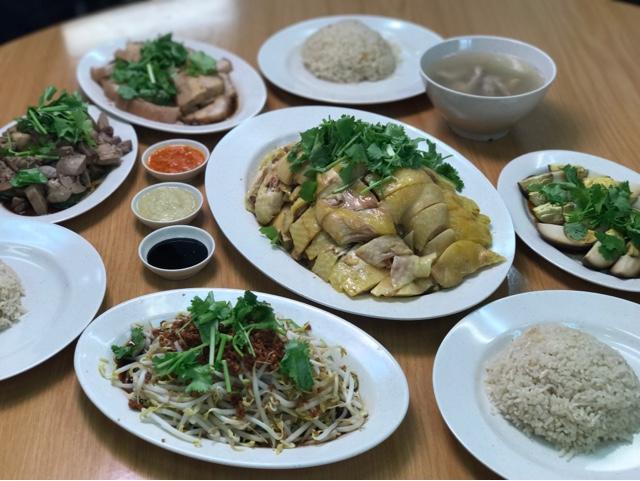 Signature Pudu Hainan Chicken Rice @ Cheras