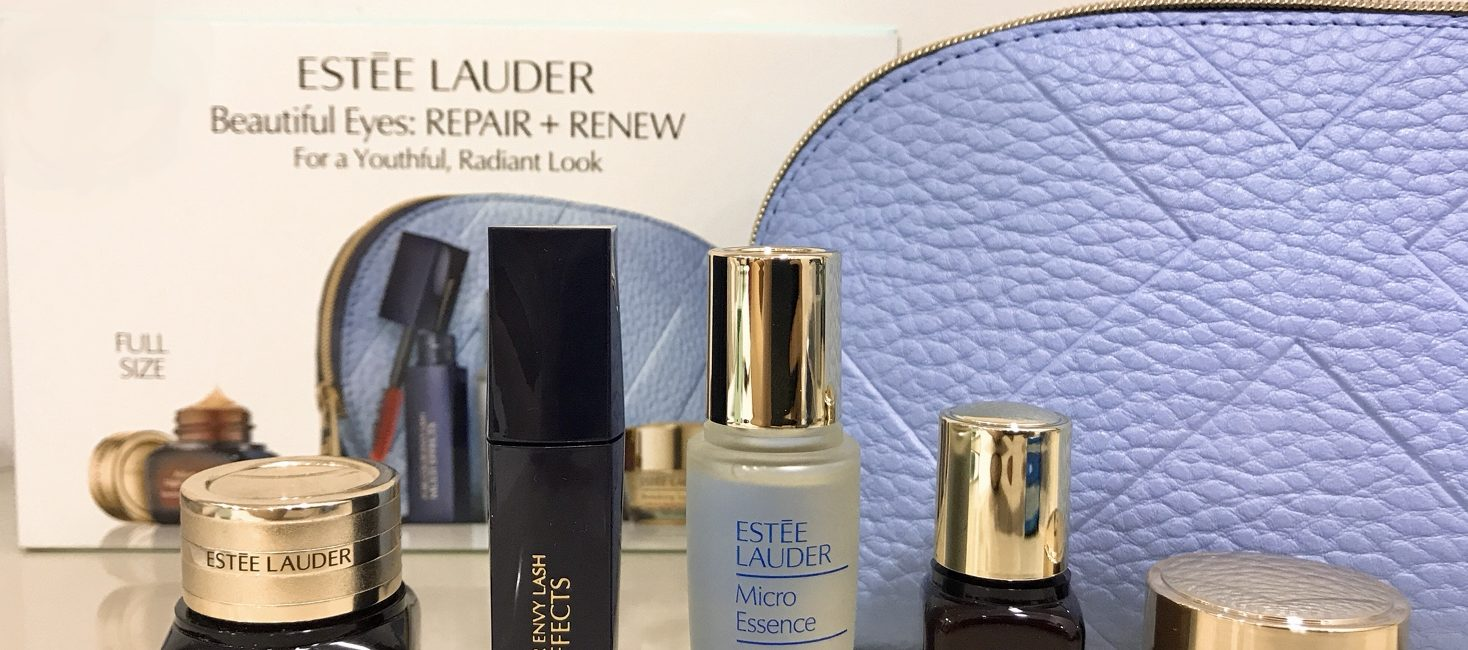 Estée Lauder Beautiful Eyes: Repair + Renew