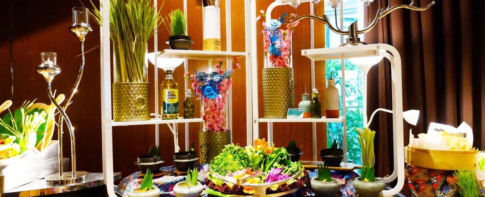 Rasa-Rasa Ramadan Buffet @ The Oak Room, Nexus