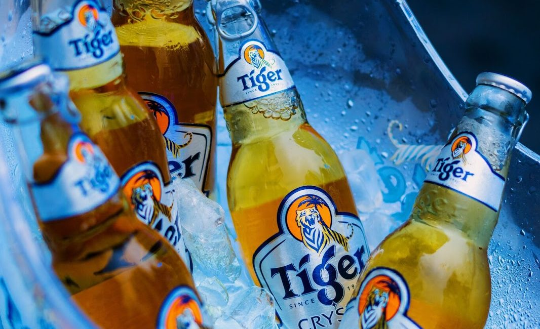 Experience Ultimate Refreshment With Tiger Crystal