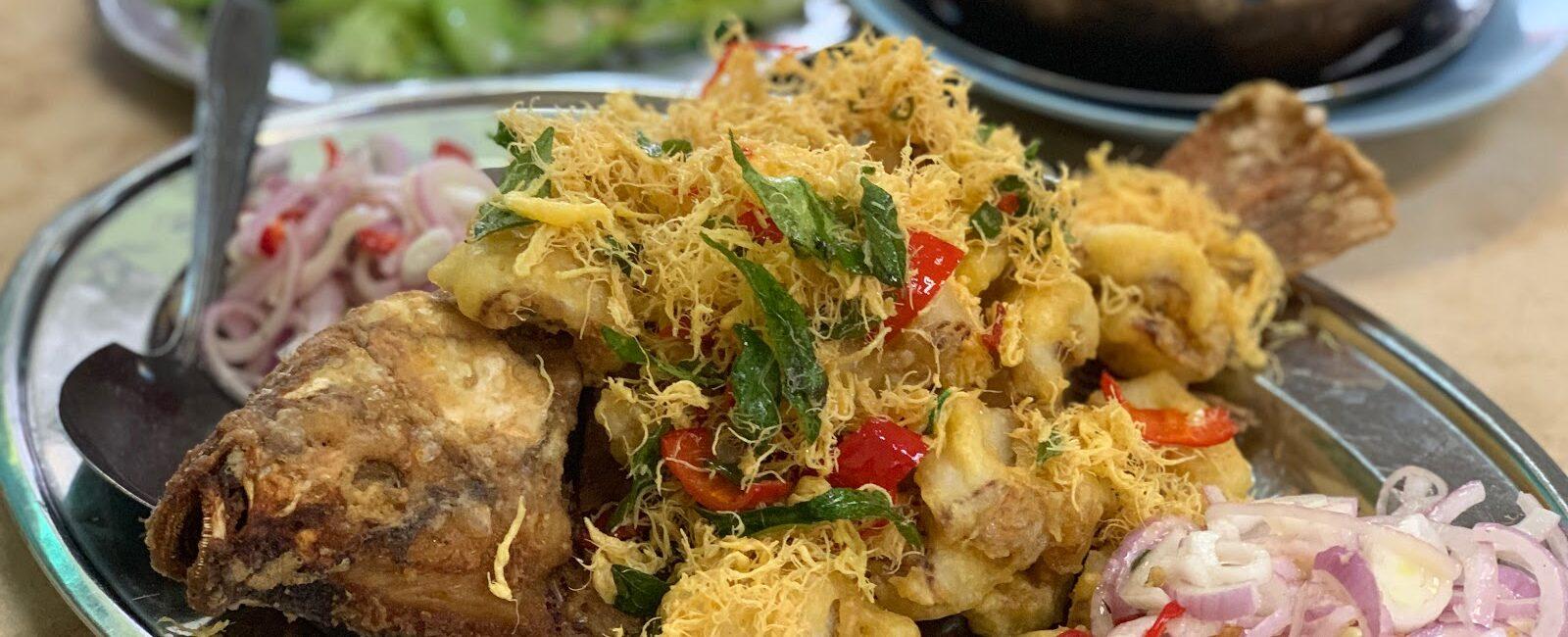 Top Places to Eat at Kuala Selangor & Ijok