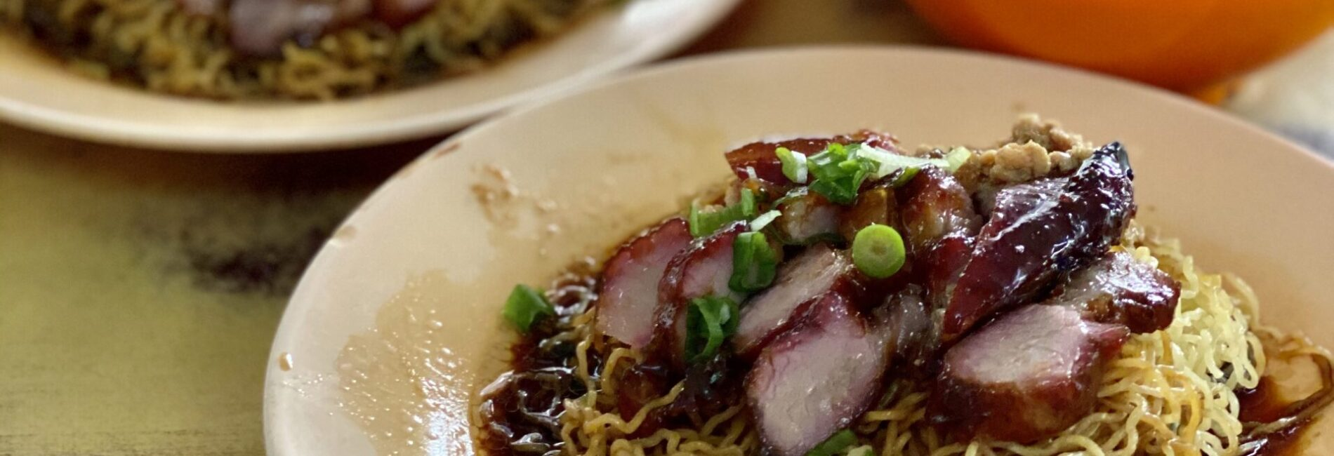 Top Places for Wanton Mee